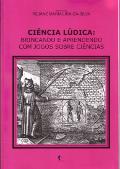capa do livro ciência lúdica
