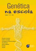 capa revista genética na escola