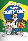 capa do quadrinho sobre cientistas brasileiros