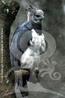 A harpia é a mais forte ave de rapina do planeta. Povoa vários países da América do Sul e América Central, mas o Brasil é sua principal morada. Maior e mais forte, cabe a fêmea a captura da caça pesada, como preguiças, macacos-prego, filhotes de veado. Com tamanho menor, o macho é mais ágil e captura presas menores e mais rápidas, como seriemas, tatus e cachorros-do-mato. </br></br> Palavra-chaves: harpia, aves, habitat, biodiversidade.