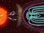 Campo Magnético / Vento Solar