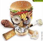 As gorduras trans são um tipo específico de gordura formada por um processo de hidrogenação natural (ocorrido no rúmen de animais) ou industrial. Estão presentes principalmente nos alimentos industrializados. Os alimentos de origem animal como a carne e o leite possuem pequenas quantidades dessas gorduras. O consumo excessivo de alimentos ricos em gorduras trans causa danos á saúde. <br /><br /> Palavras-chave: gordura trans, alimentação, colesterol, saúde.