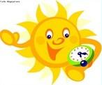 Princípio do horário de verão: adaptar nossas atividades diárias à luz do Sol. Nos meses de verão o Sol nasce antes que boa parte da população tenha iniciado seu ciclo de trabalho. Assim, se os relógios forem adiantados durante esse período, a luz do dia será melhor aproveitada e as pessoas passarão a consumir energia em melhor acordo com a luz solar. As datas de início e término do horário de verão não são determinadas por critérios astronômicos. De acordo com o DECRETO Nº 6.558, DE 8 de setembro de 2008, Art. 1o - Fica instituída a hora de verão, a partir de zero hora do terceiro domingo do mês de outubro de cada ano, até zero hora do terceiro domingo do mês de fevereiro do ano subseqüente, em parte do território nacional, adiantada em sessenta minutos em relação à hora legal. <br /><br /> Palavras-chave: horário de verão, economia, energia, hora legal, relógio biológico.
